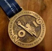 TCS Marathon Medal