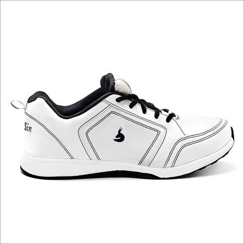 Mens White Sports Shoes