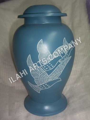 Brass New Design Home Going Cremation Urn