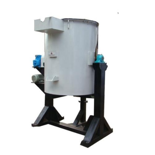 Aluminium tilting furnace
