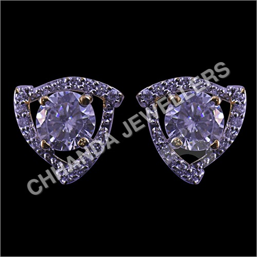 Diamond  Party Wear Earrings