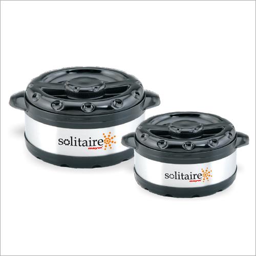 Solitaire Steel Casserole