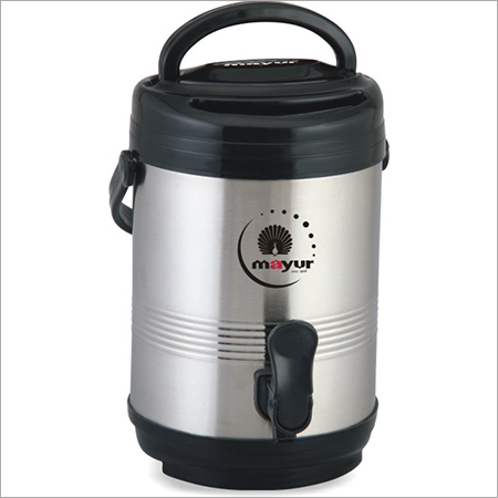Steel Water Jug 10 Liter