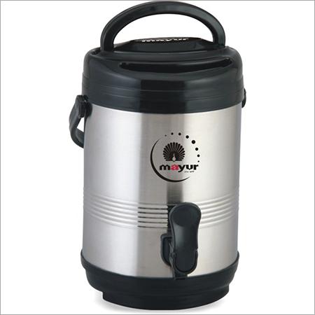 Steel Water Jug 10 Liter