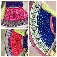 Embroidery heavy Lehenga