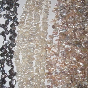 Real Artificial Pearls