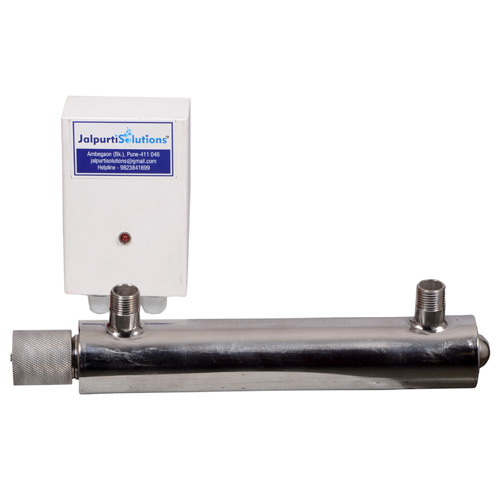Low Flow UV System