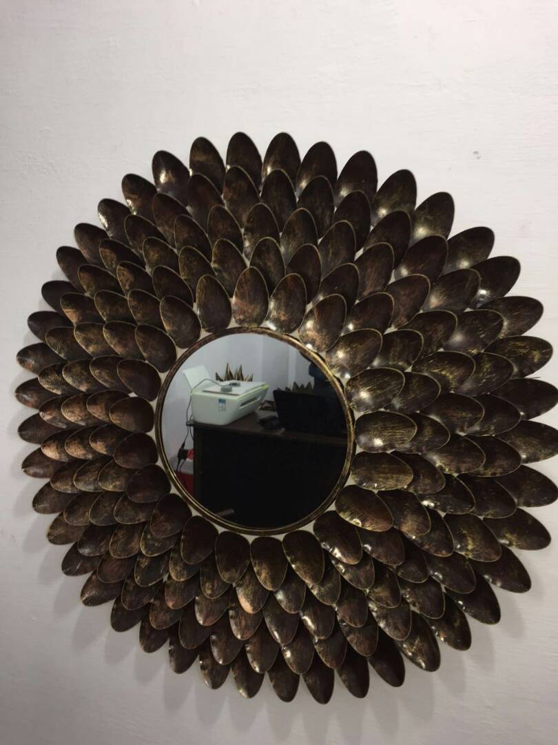 Decorative Wall Gold Mirror Manufacturer, Decorative Wall ...