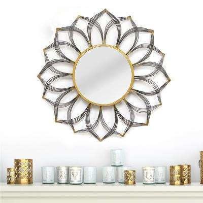 Decorative Wall Gold Mirror Manufacturer, Decorative Wall ...