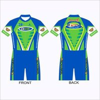 Speed suit teamwear