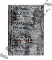 Cefolac CV 200 mg