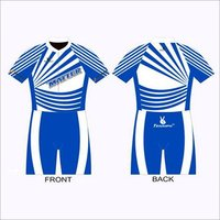 Dry-sublimated skinsuit