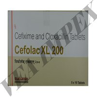 Cefolac XL 200 mg