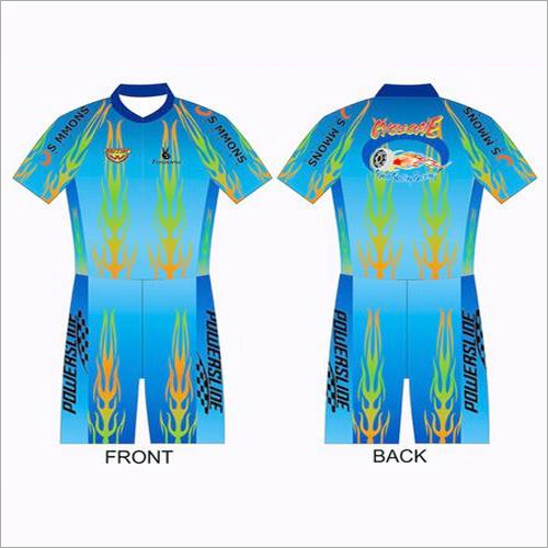Sublimated skinsuit