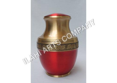 New Design Brass Urn
