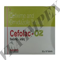 Cefolac OZ Tablets