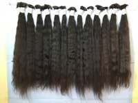 Indian Temple Straight Human Hair
