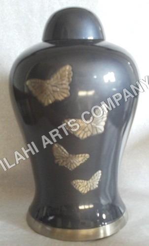 Fancy Butterfly Urn