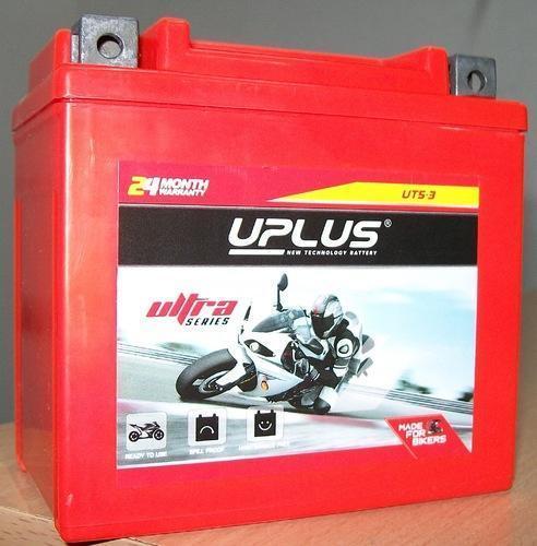 UPLUS Motorcycle Battery UT 5A-3-1 ( 5LB)