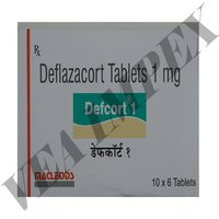 Defcort 1 mg Tablets