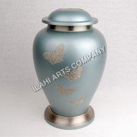 Fany Sky Blue Urn