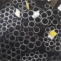 Black Round Carbon Steel Seamless Pipe