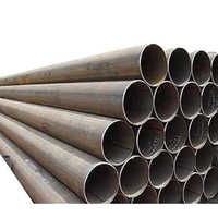 Industrial MS Round Pipe