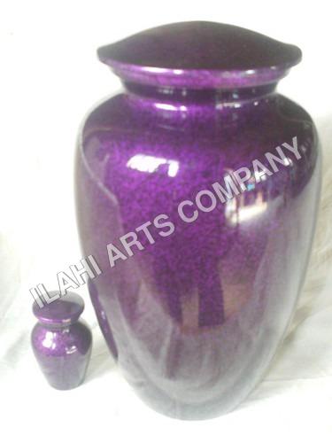 Purple Urn