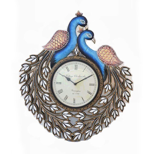 Handicraft Wall Clock