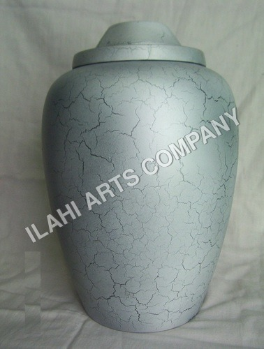 Fancy & Blessing Silver Urn