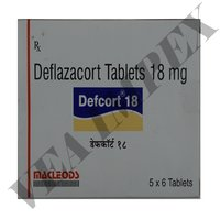 Defcort 18 mg Tablets
