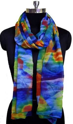 Multicolor Stoles
