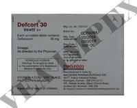 Defcort 30 mg Tablets