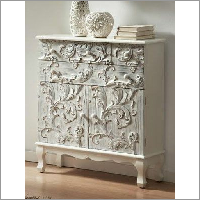 Furniture Carving Sideboard