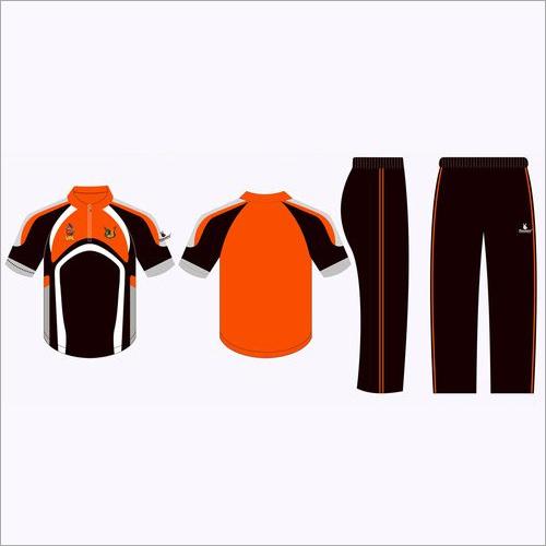 Sublimated cricket t-shirt