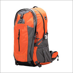 Orange Color Backpack