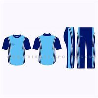 Full-sublimated cricket t-shirt