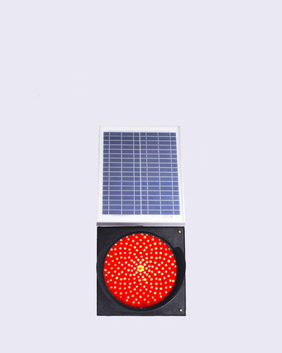 Solar Power Traffic Blinker Controller