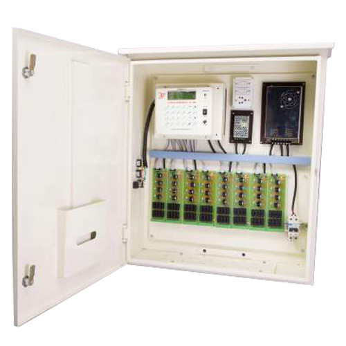 Microcontroller Based Traffic Signal