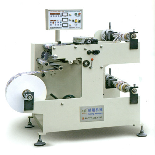 Automatic Sticker Slitting Machine