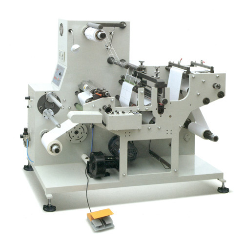 Sticker Rotary Die Cutting Machine
