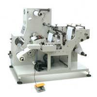 Sticker Rotary Die Cutting Machine