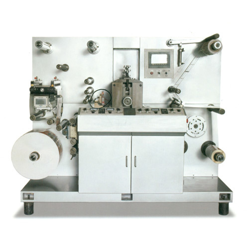 Servo Sticker Die Cutting Machine