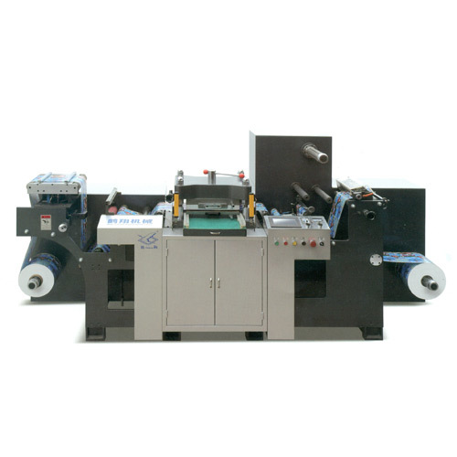 High Speed Sticker Die Cutting Machine