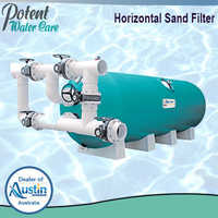 Swimming Pool Horizontal Sand Filter