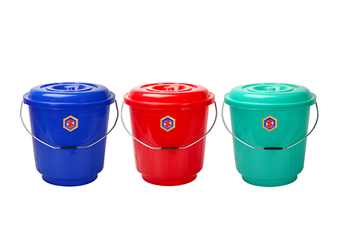 18 Ltrs Plastic Bucket