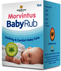 Morvintus Baby Rub