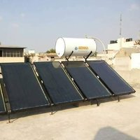PX Model FPC Solar Water System