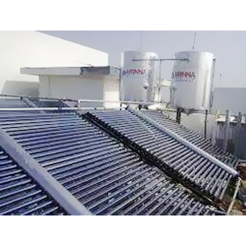Solar Power Water Heater