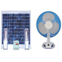 Solar DC Home Lighting System